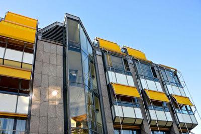 Wohngebäude bis 50 Einheiten